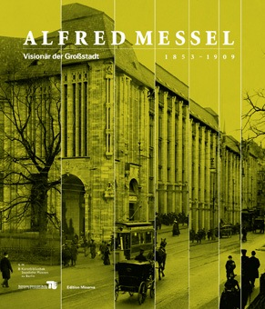Alfred messel 1853 1909 for Innenarchitektur 20 jahrhundert